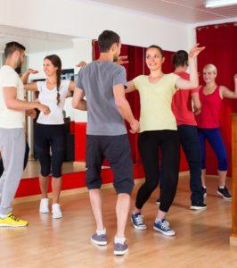 practising performance arts