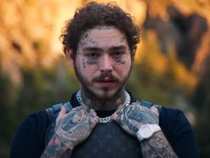 Post malone - Image from Global News